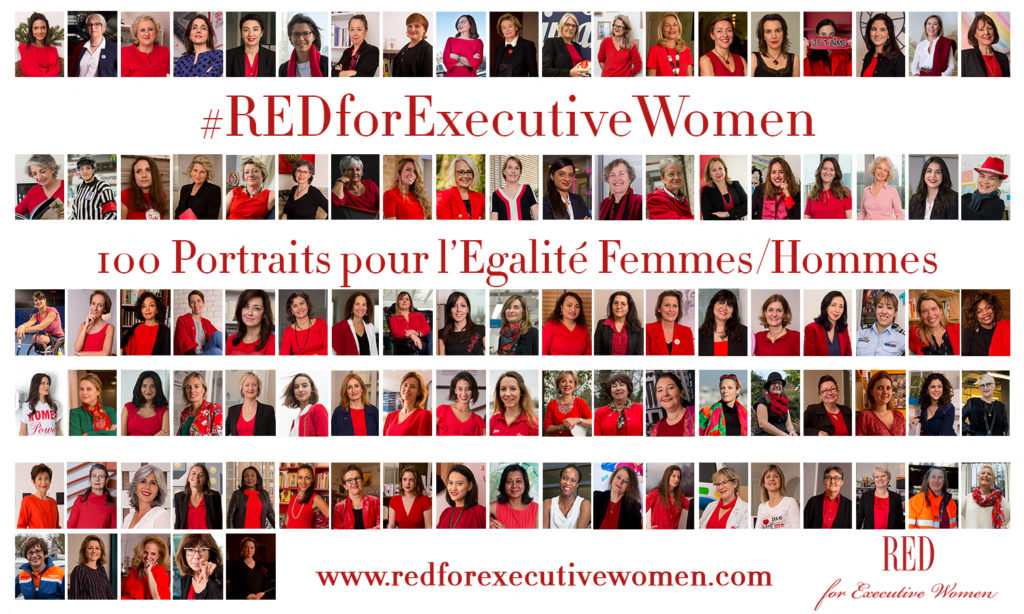 REDforExecutiveWomen